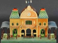 Maerklin Railway-Stations English railway station #2007...