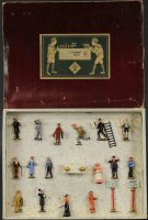 Spenkuch Railway-Figures Railroad personnel and...