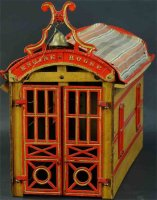 Carpenter Wood-Buildings Fire engine house #58, wonderful...
