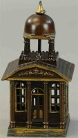 Kenton Hardware Co Cast-Iron-Mechanical Banks Building...