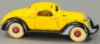 Kenton Hardware Co Cast-Iron Oldtimer Hupmobile coupe...
