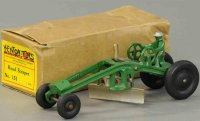 Kenton Hardware Co Cast-Iron Tugs-Rollers Road grader...