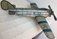 Guenthermann Tine Ariplanes Plane made of lithographed...