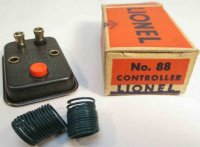 Lionel Railway-Rails/Power Train controller switch #88...