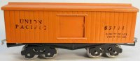 Lionel Railway-Freight Wagons Box car #820.5 with eight...