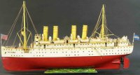 Maerklin Tin-Ships Ocean liner #5050/9 D LA PLATA one of...