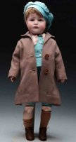 Kaemmer & Reinhardt Dolls Character child doll Hans,...