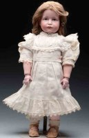 Kaemmer & Reinhardt Dolls Character child Gretchen with...