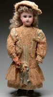 Steiner Jules Nicholas Dolls Beautiful French bisque...