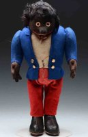 Steiff Dolls The fictional character Golliwog created by...