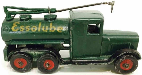 Holladay and Co Vehicles-Trucks Skybird Essolube