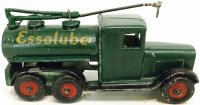 Holladay and Co Cast-Iron trucks Skybirds Essolube...