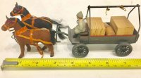 Plank Ernst Carriages Horse drawn wagon