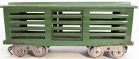 Lionel Freight Wagons 113 type IV