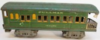 American Flyer Railway-Passenger Cars Observation car...