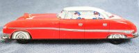 Niedermeier Philipp Tin-Fire-Truck Fire chief car #580 in...
