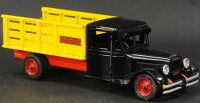 Buddy L Tin-Trucks Junior baggage truck of pressed steel...