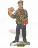 Unknown Figures Briefträger