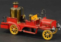 Bing Tin-Fire-Truck Fire pumper truck #156/161/1, with...