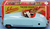 Schuco Tin-Cars Tacho Examico #4002 from tin. 214/5000...