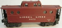 Lionel Freight Wagons 6417-25