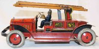 Guenthermann Vehicles-Fire Trucks Firefighter car
