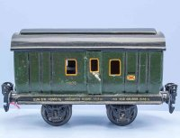 Maerklin Passenger Cars 1905/0 green