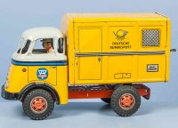 Arnold Vehicles-Trucks Post box car